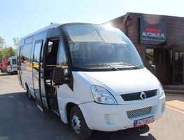 24 Seater Bus Hire Ipswich